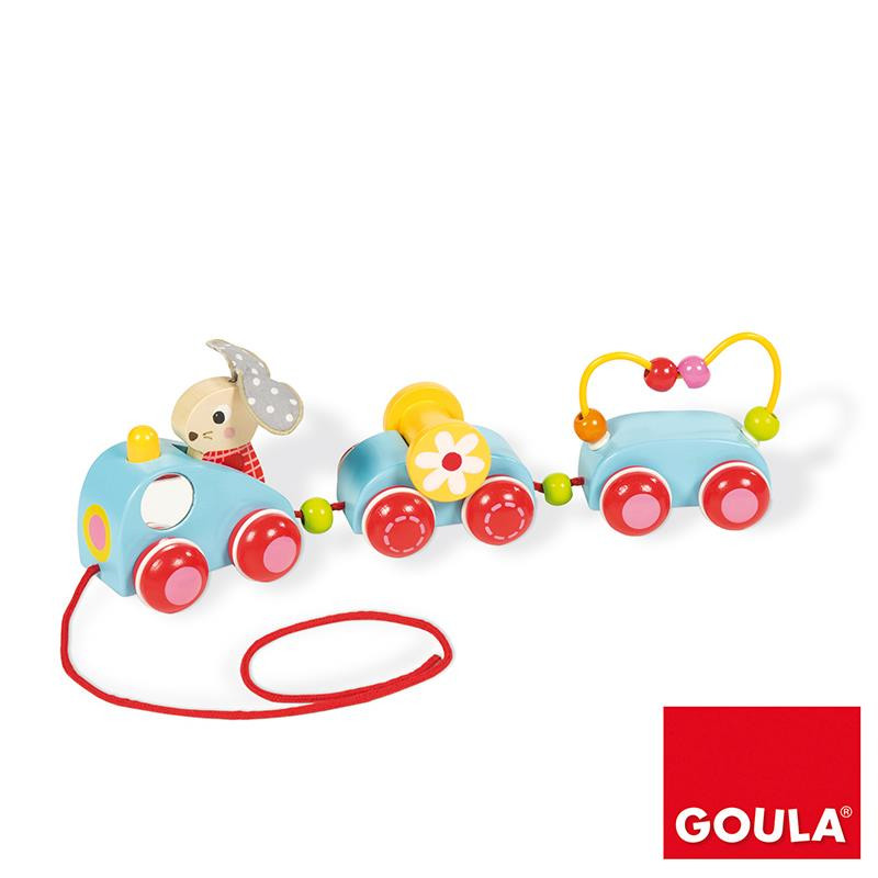 O combóio Bunny para arrastar