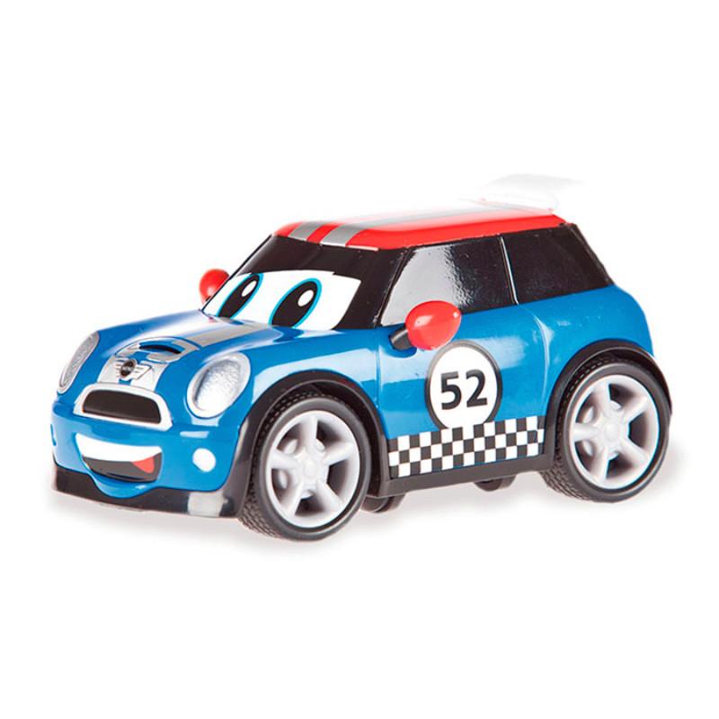 Go Mini Stunt Racer azul