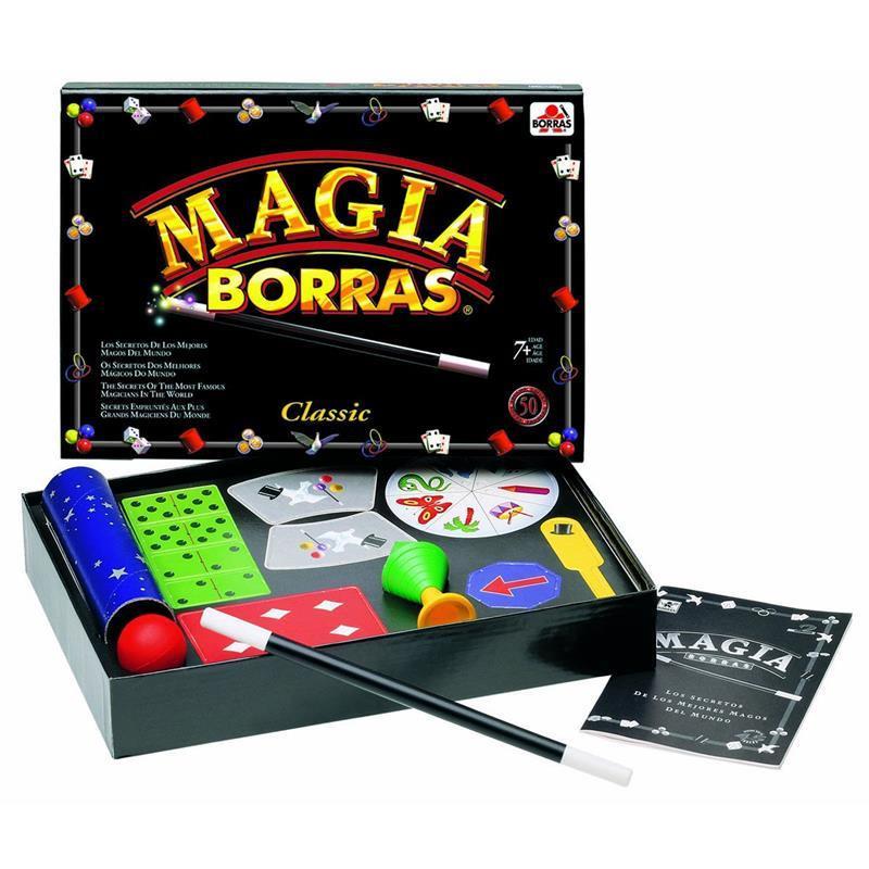 MAGIA BORRAS® CLÁSSICA 50 truques