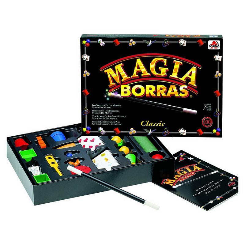 MAGIA BORRAS® CLÁSSICA 100 truques