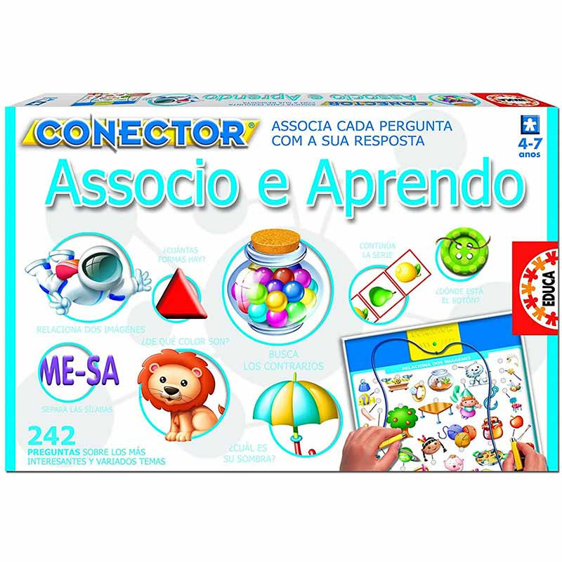 Educa Conector Associo E Aprendo