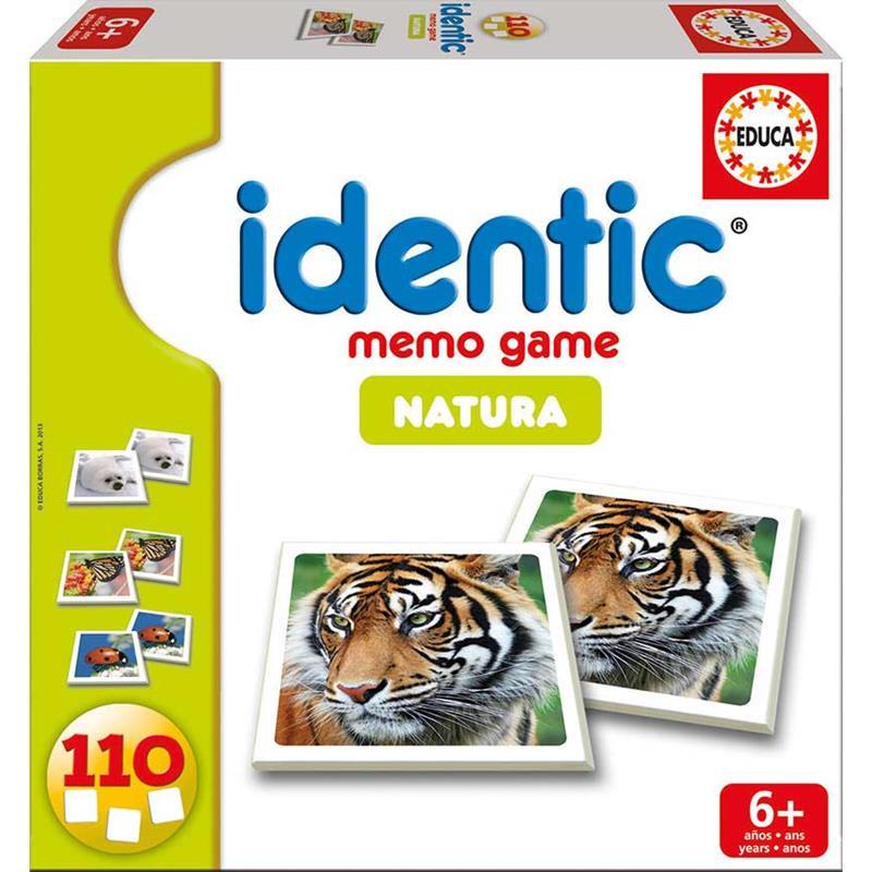 Educa identic natura jogo de memoria