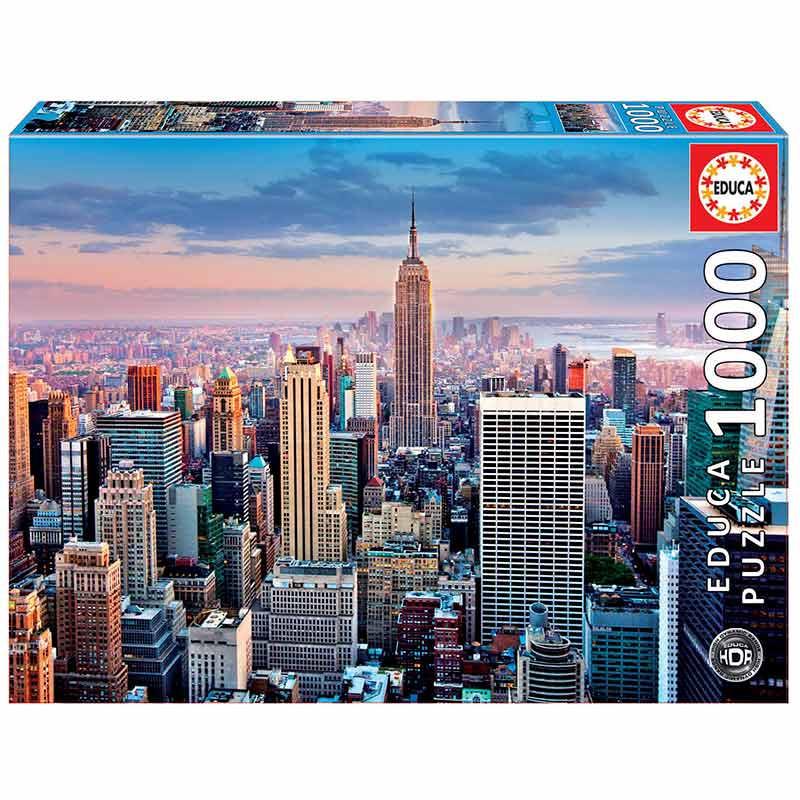1000 Manhattan, Nova Iorque