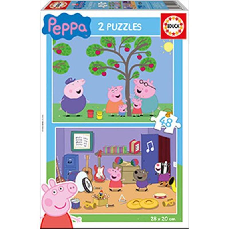 Educa puzzle Peppa Pig