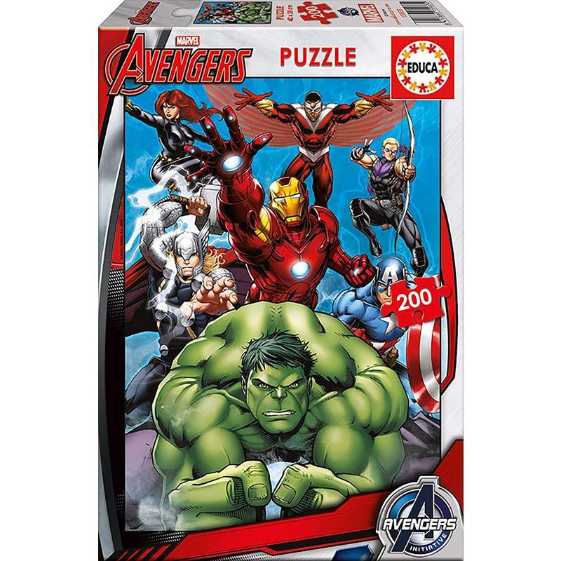 Educa Puzzle 200 Avengers