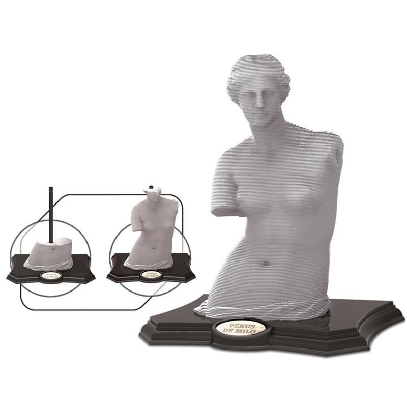 Educa puzzle 3d sculpture Venus