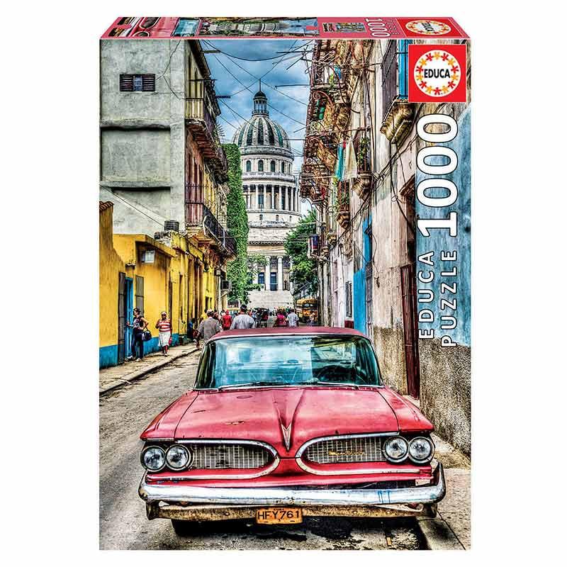 1000 Carro Antigo em Havana