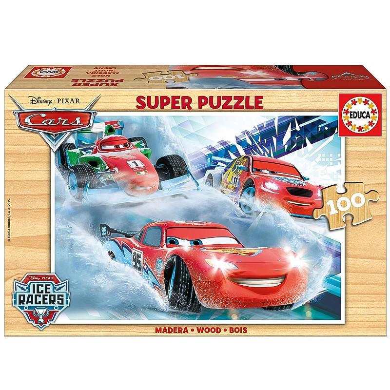 Educa puzzle Cars madeira