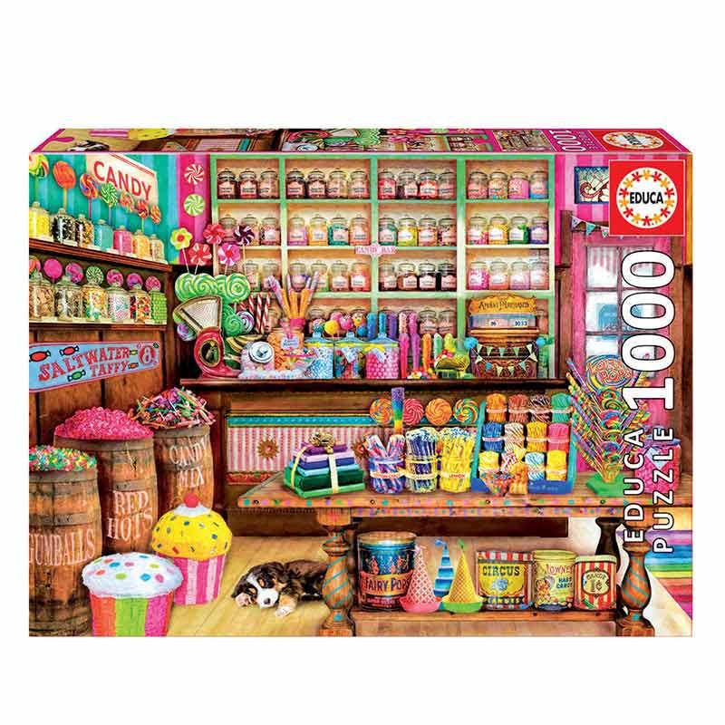1000 Loja de doces