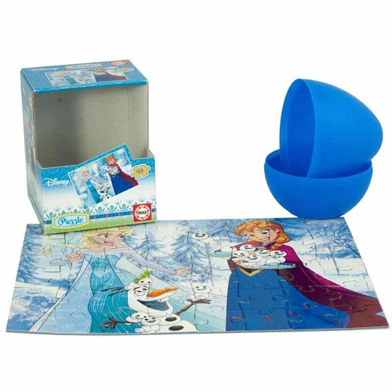 Disney Frozen Puzzle Ovo 48 peças