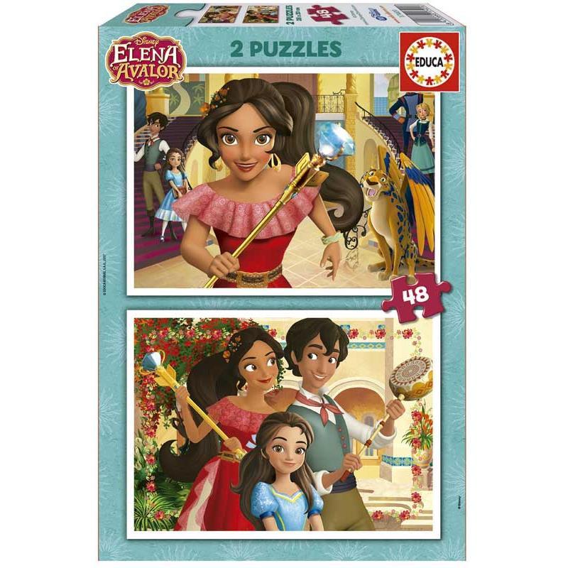 Educa puzzle Elena de Avalor