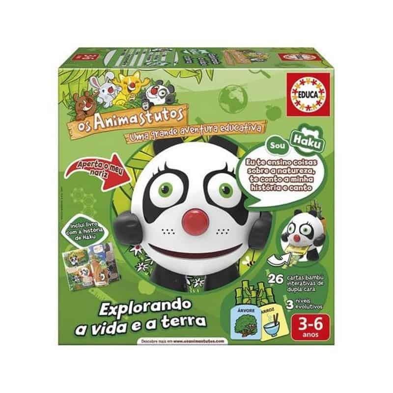 Animastuto Haku a ursa panda