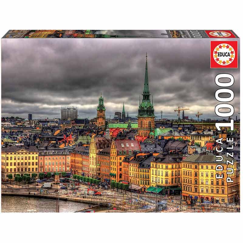 1000 Vistas de Estocolmo, Suécia