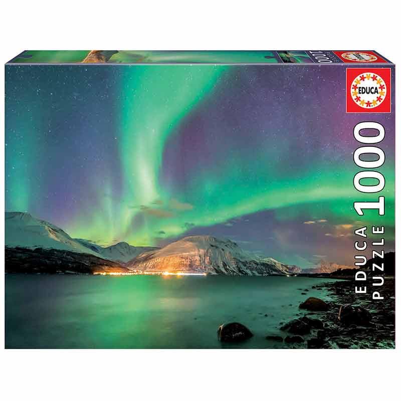 1000 Aurora Boreal