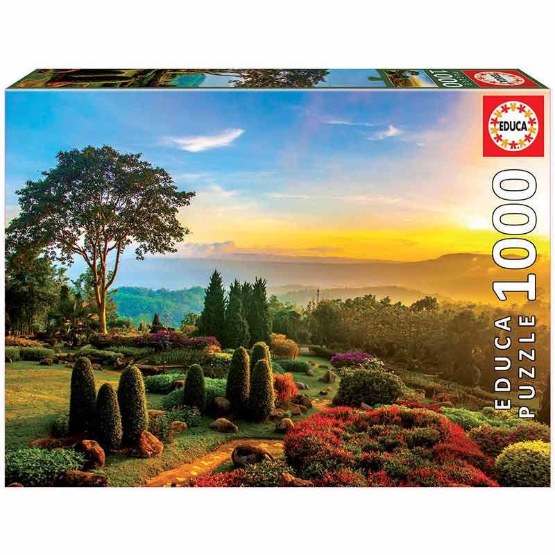 1000 Jardim maravilhoso