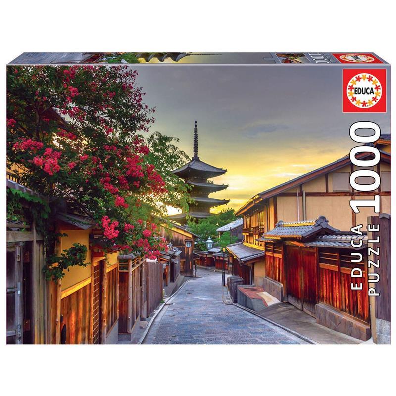 Educa puzzle 1000 pagode Yasaka Kioto Japón