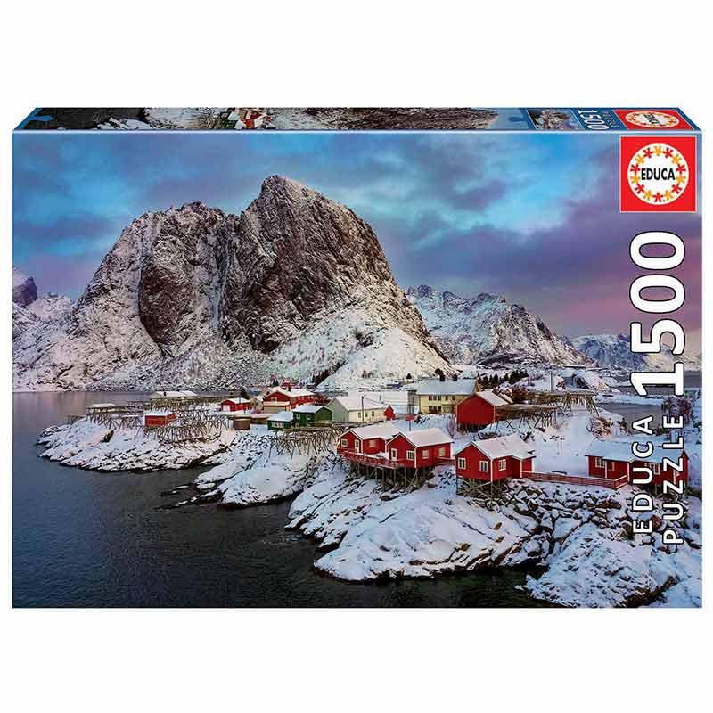 1500 Ilhas Lofoten, Noruega