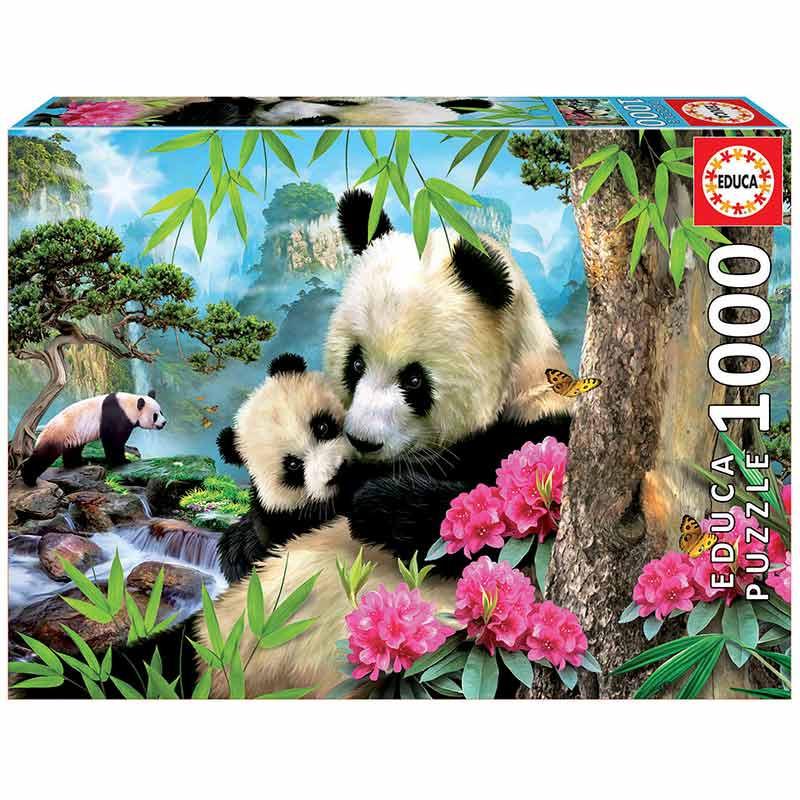 1000 Ursos Panda