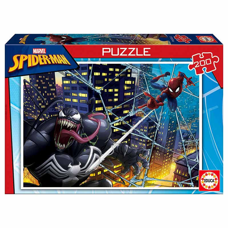 Educa Puzzle 200 Spiderman