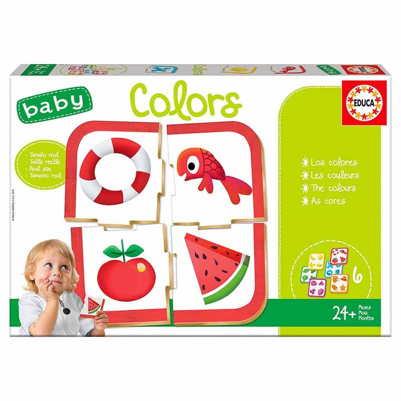 Educa Baby Cores