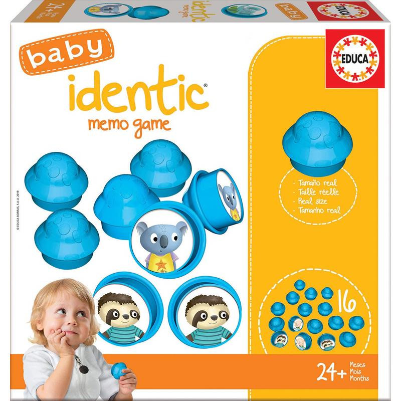 Educa Baby Identic Memo Game