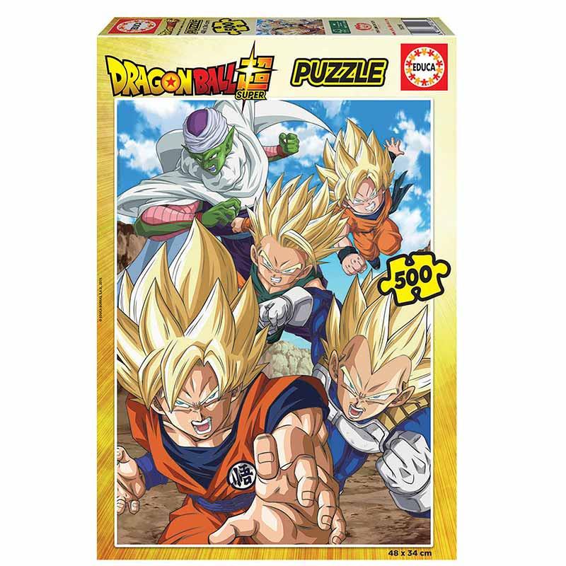 500 Dragon Ball