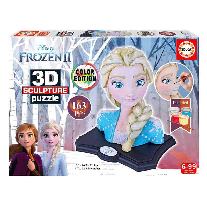 Educa puzzle 3D Frozen
