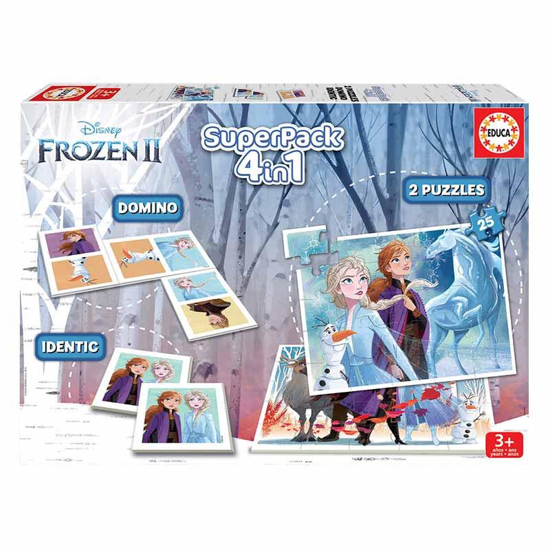 Educa superpack Frozen