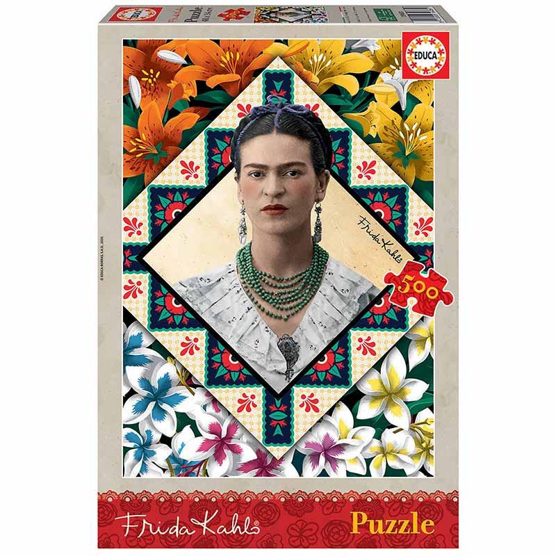 500 Frida Kahlo