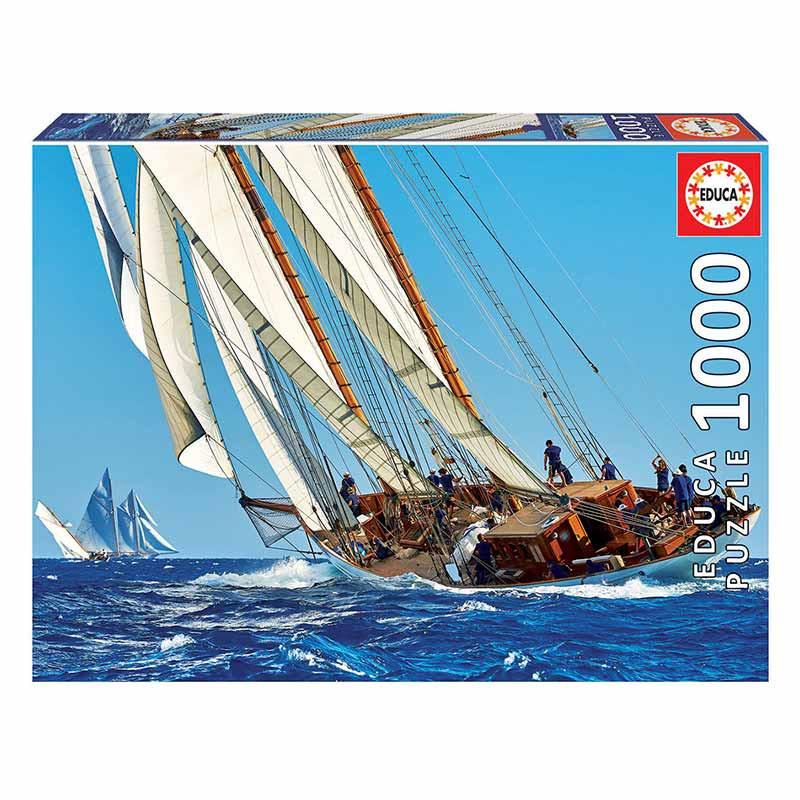 Educa puzzle 1000 veleiro