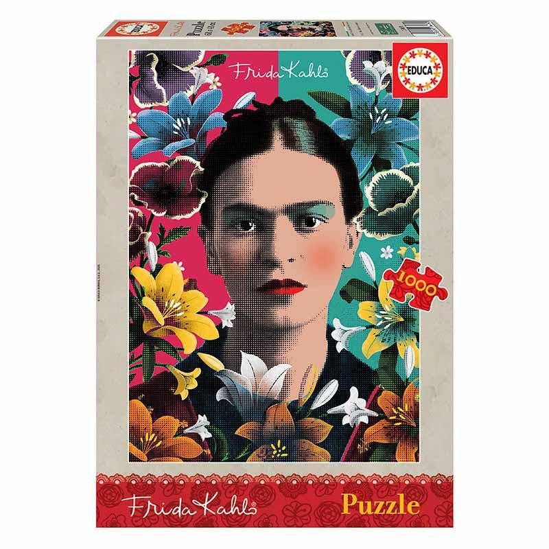 Educa puzzle 1000 Frida Kahlo