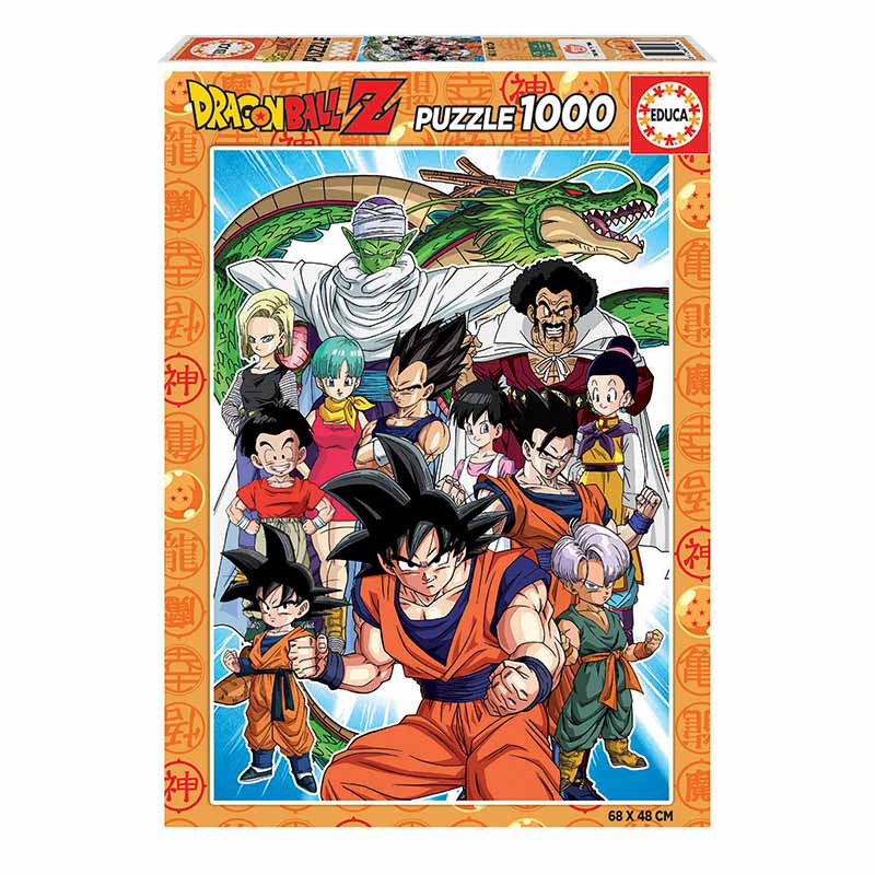 Educa puzzle 1000 Dragon Ball