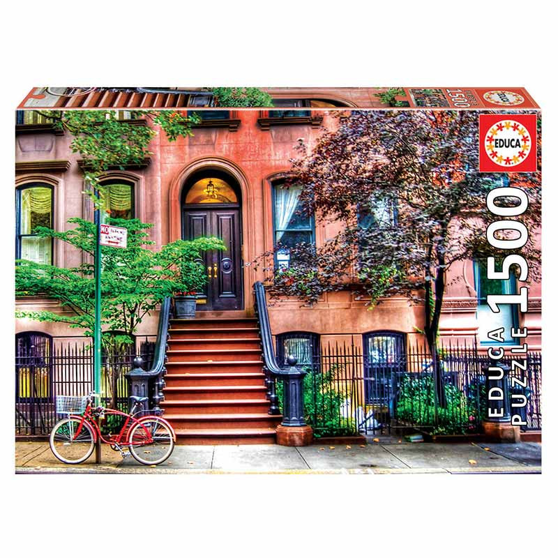 Educa puzzle 1500 Greenwich village New York