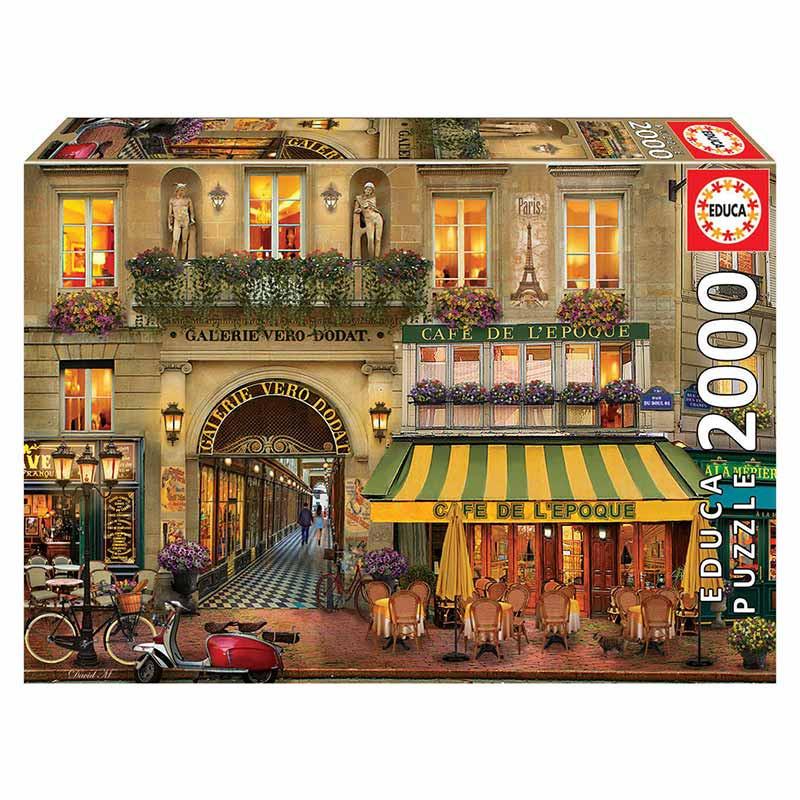 Educa puzzle 2000 galerie París