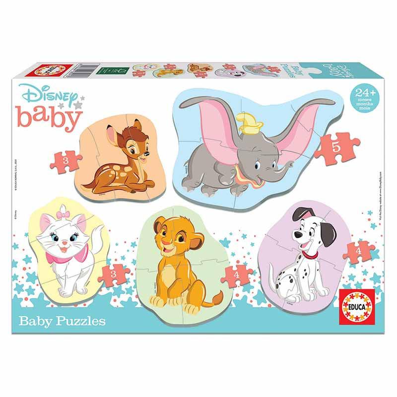 Educa Baby Disney animals