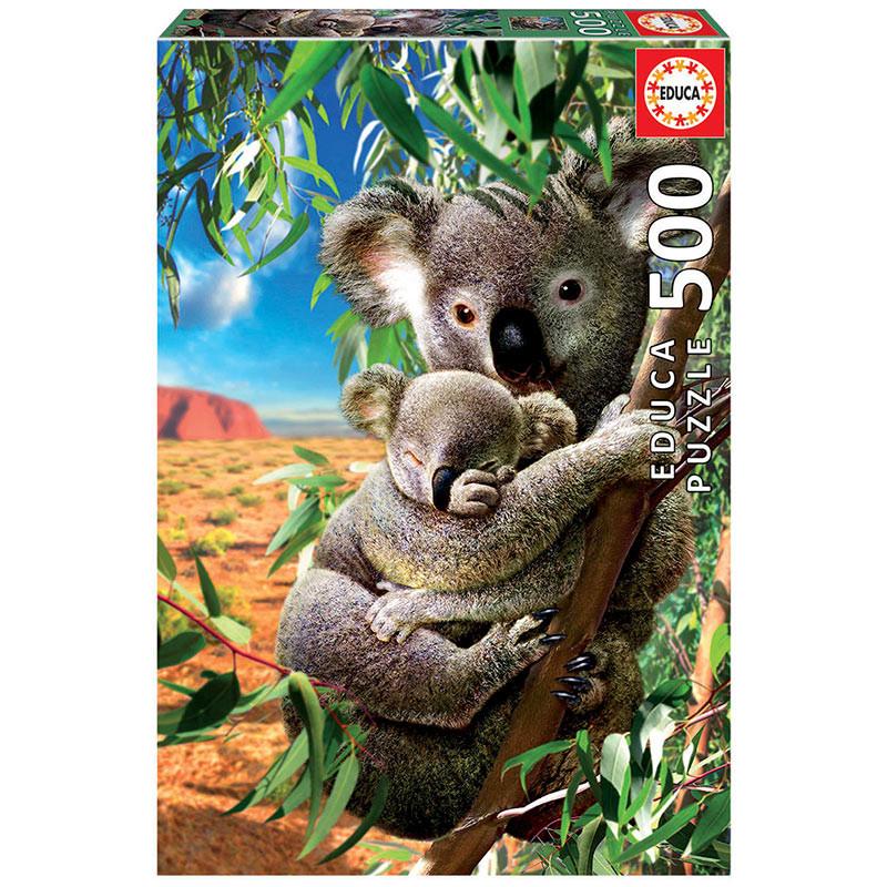 500 Koala and Cub