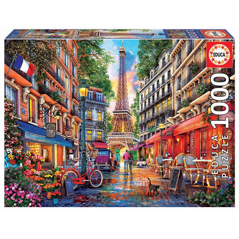 1000 Paris, Dominic Davison
