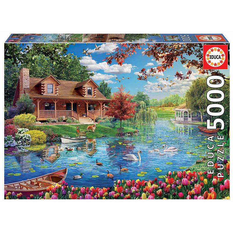 5000 Casinha do Lago