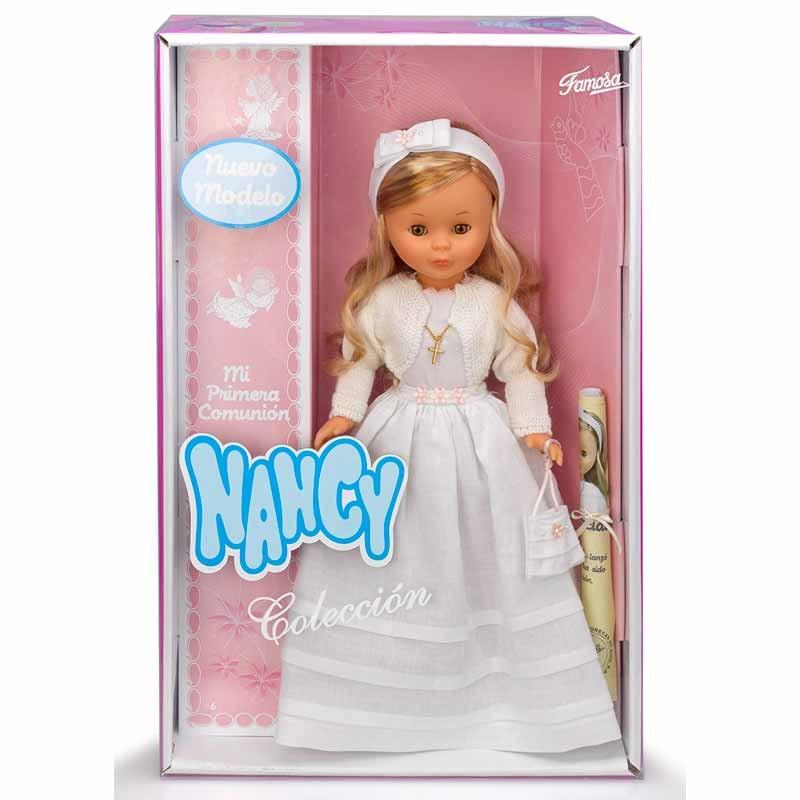 Nancy Comunhão Loira