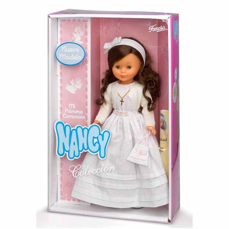 Nancy Comunhão Morena