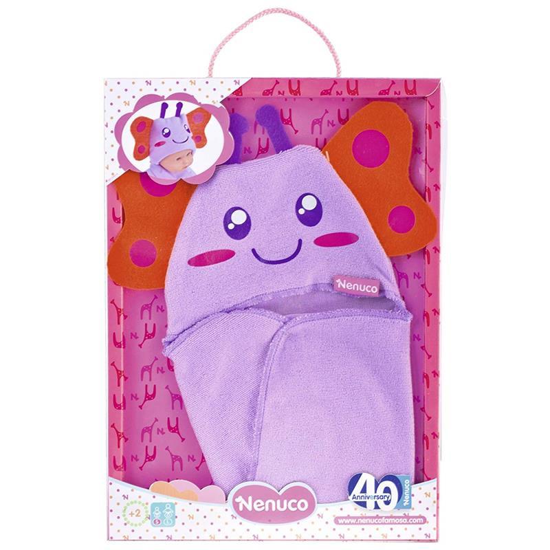Nenuco Roupinha Momentos do dia - toalha