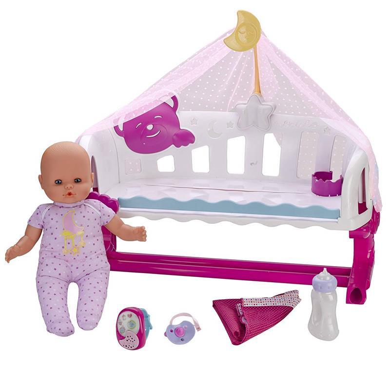 Nenuco Berço Dorme Comigo