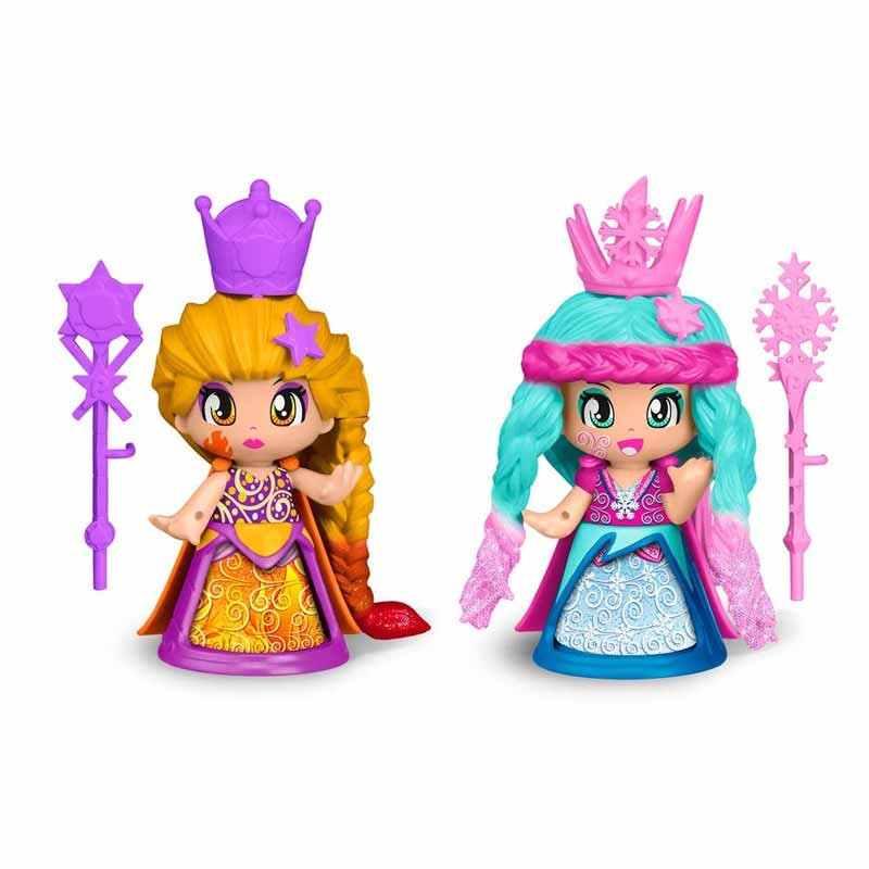 Pinypon Queens pack 2 figuras