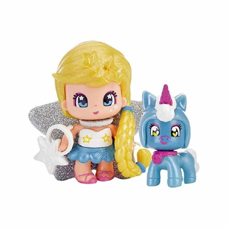 Pinypon estrella e mascote
