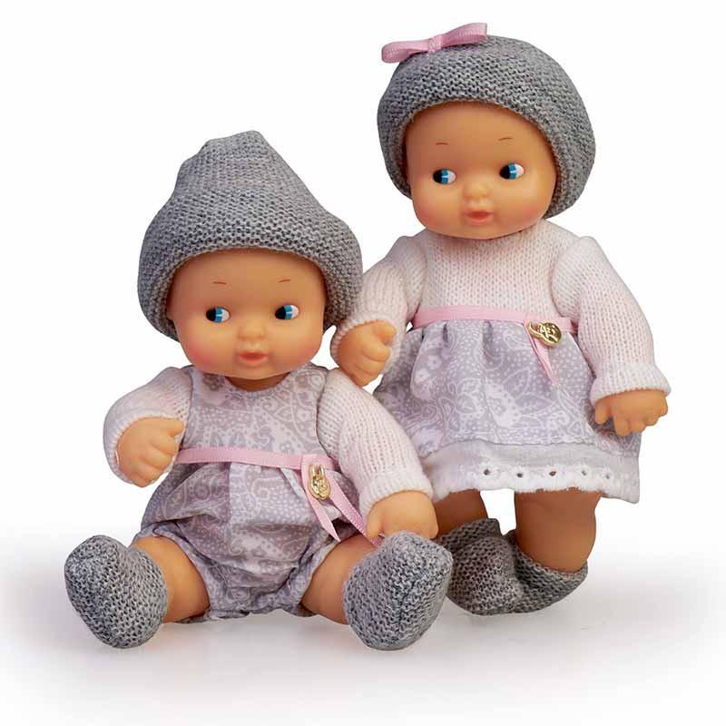 Barriguitas Bebés gémeos