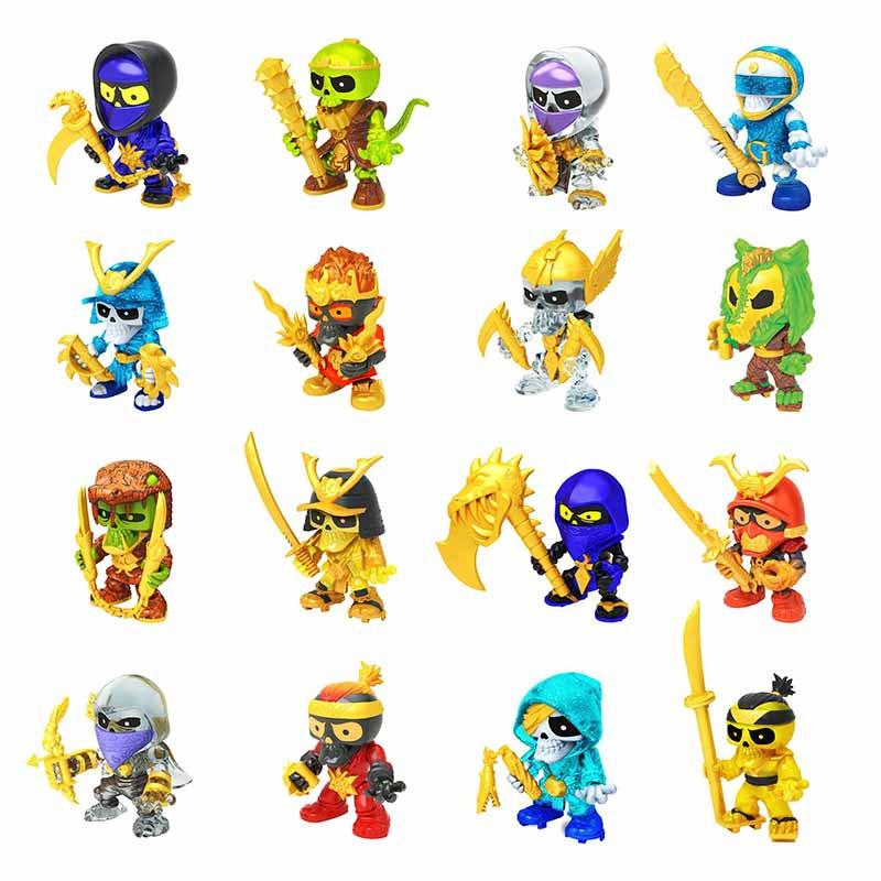 TX  S6 Figuras Ninja