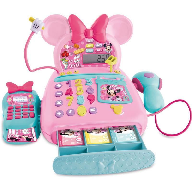 Caixa registradora eletrónica Minnie