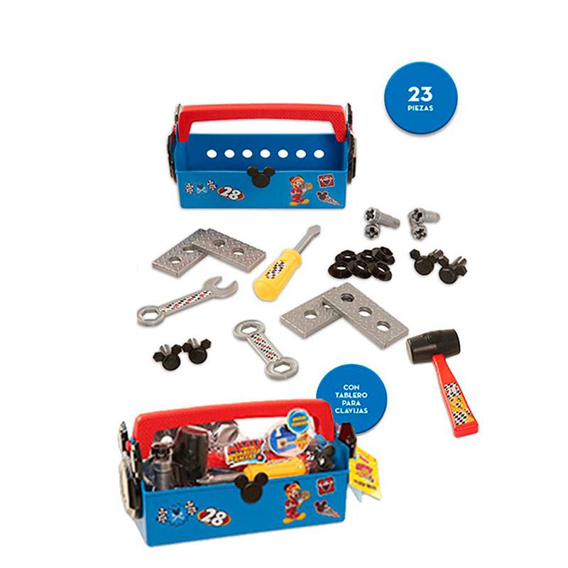 Caixa de ferramentas Mickey e os superpilotos