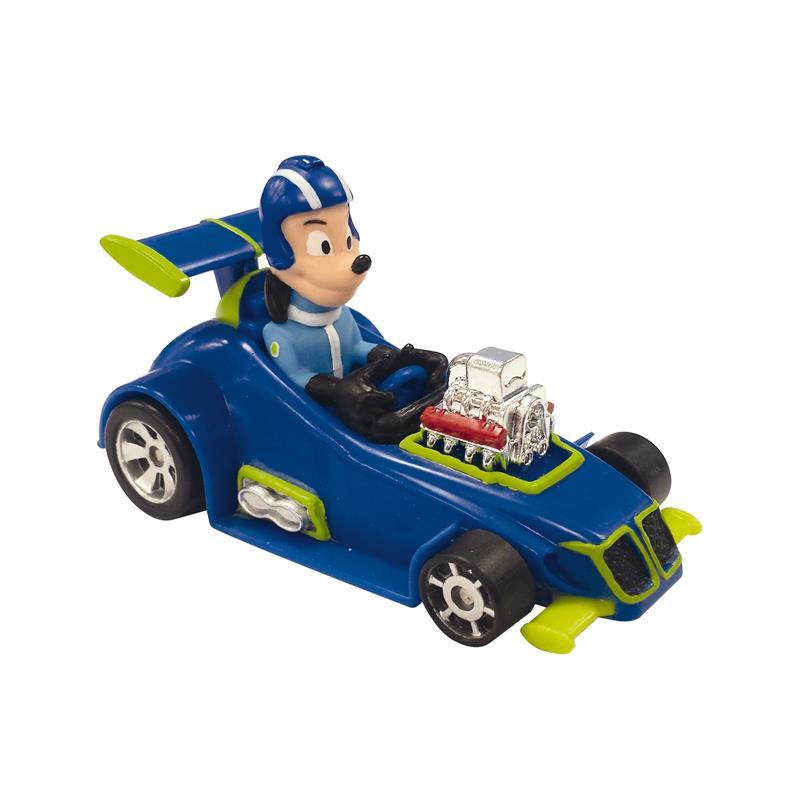 Mickey y los superpilotos vehículo Jiminy