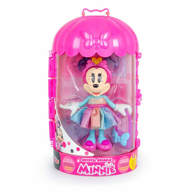 Minnie Fashion Doll Kristal